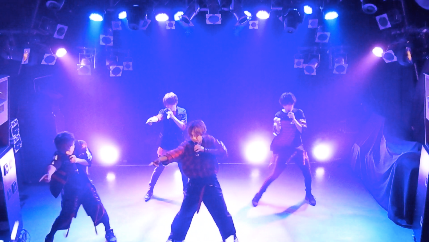 Backslash\\ダンス