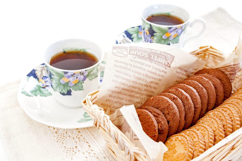クッキー コーヒー