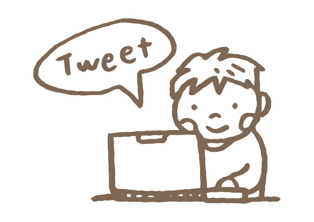 男の子 tweet