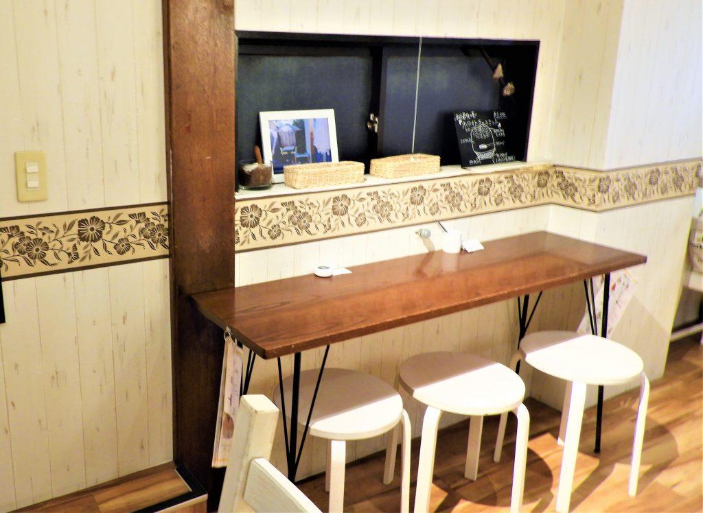 BonnelCafe カフェスペース