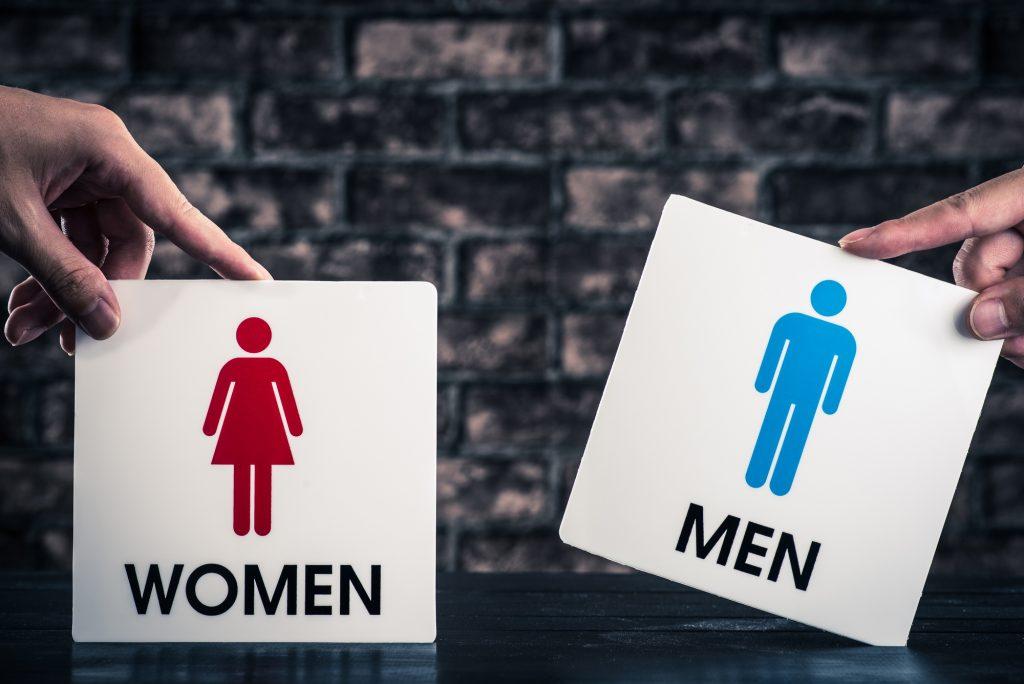 男 女 カード