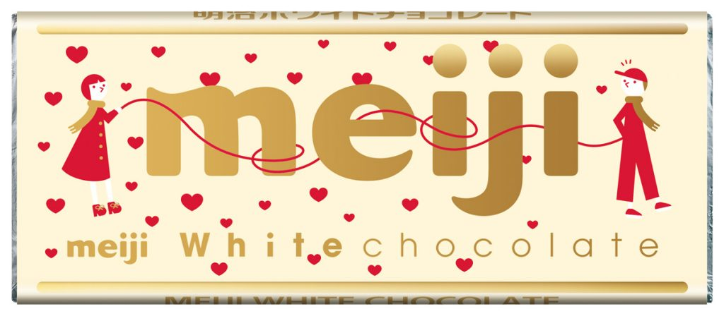 明治ホワイトチョコレート