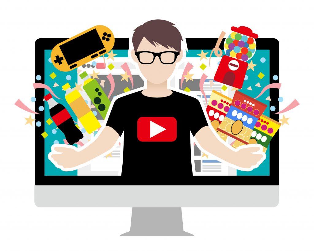 パソコン Youtuber