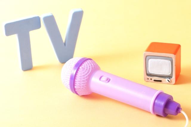 TV マイク