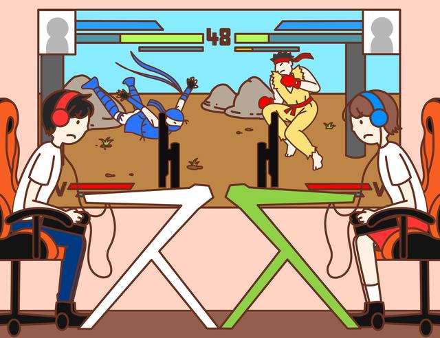 eスポーツ 対戦