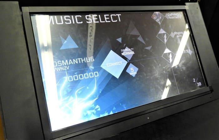 音ゲー 筐体 アーケードゲーム