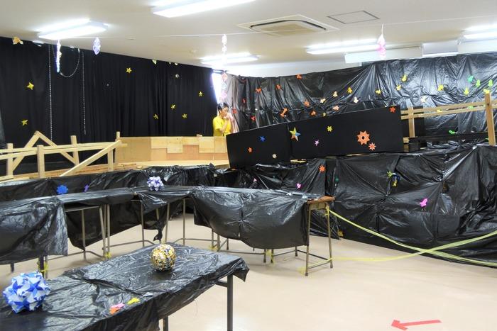 ジェットコースター 教室