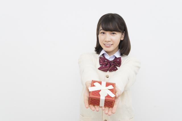 プレゼント 渡す