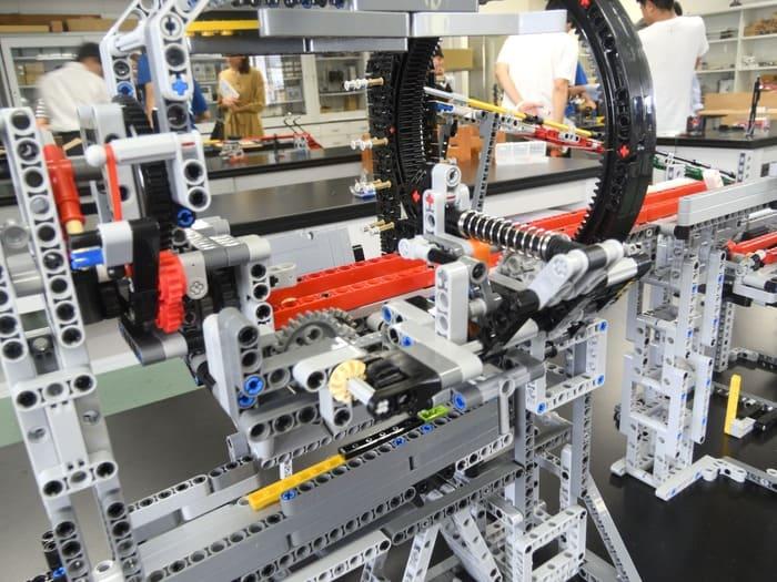 機械 レゴ