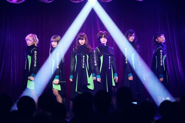 女性 グループ 歌手 アイドル