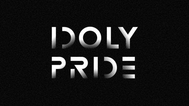 「IDOLY PRIDE」 ロゴ アイキャッチ