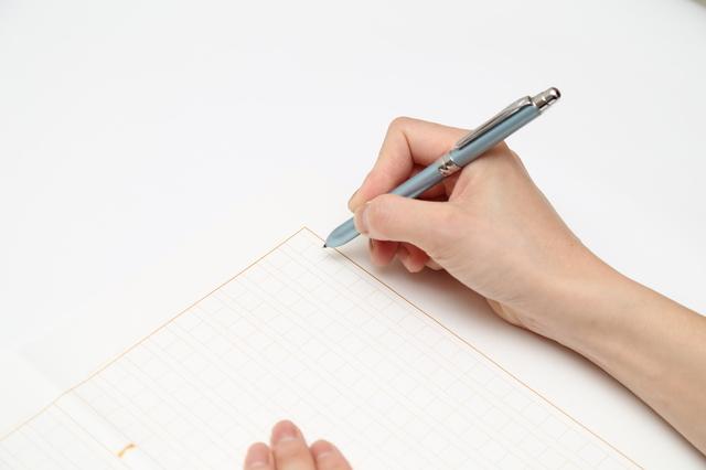 ボールペン 手 紙