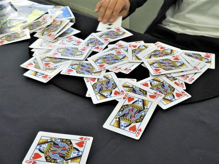 クイーン カード