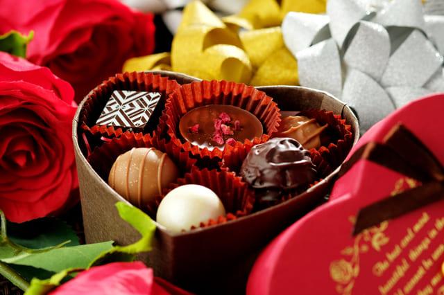 チョコ プレゼント