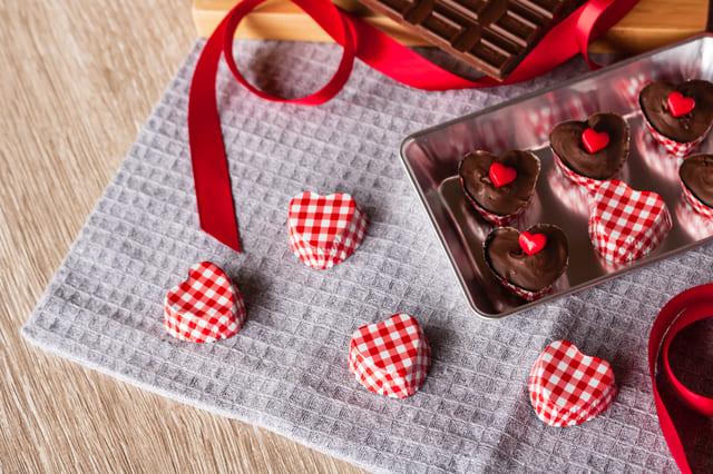チョコ バレンタイン お菓子