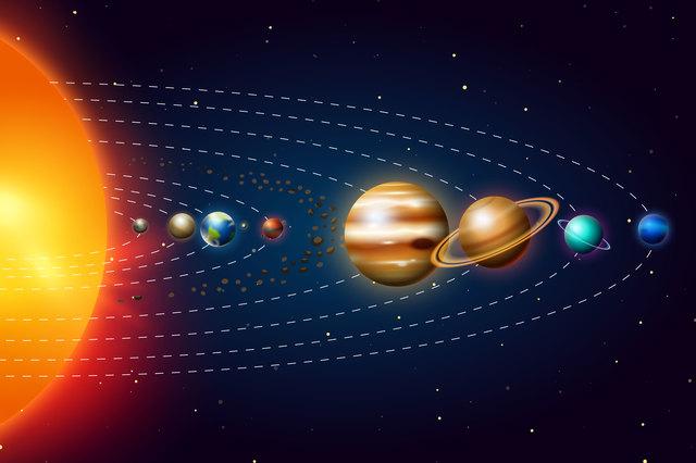 太陽 惑星 天体 太陽系