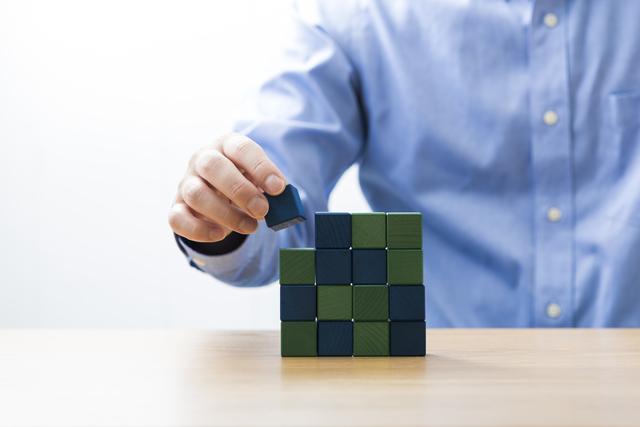 ブロック 組み立て